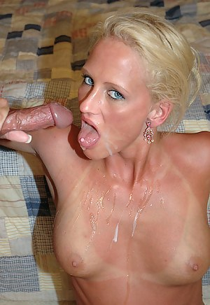 Sexy Cum in Moms Mouth Porn Pictures
