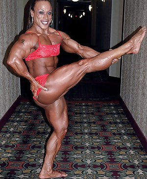 Sexy Moms Bodybuilder Porn Pictures